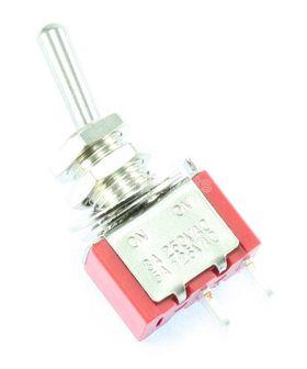 SPST Miniature Toggle Switch