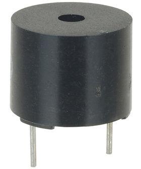 Buzzer 12V 85dB at 10cm 2.3kHz