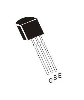 BC182B TO92 50V NPN transistor