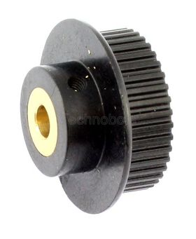 MXL025 Plastic Timing Pulley 40 Teeth Brass Ins