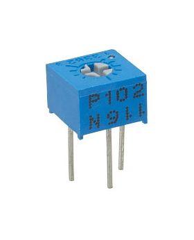 Miniature Enclosed Horizontal Preset 100k
