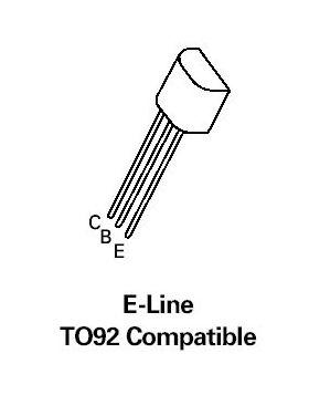 ZTX653 NPN 100V Transistor