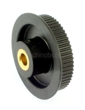 MXL025 Plastic Timing Pulley 60 Teeth Brass Ins