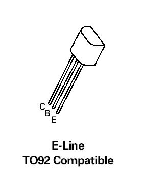 ZTX753 PNP 120V Transistor