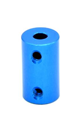 Light weight solid aluminium couplings