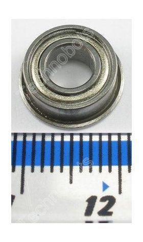 Miniature Flange Bearing MF105ZZ 5X10X4